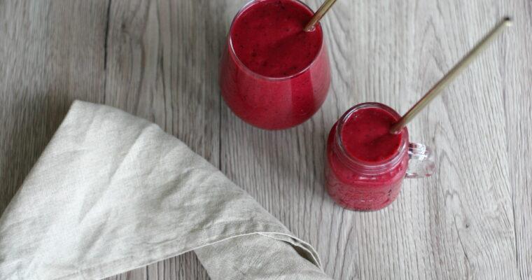 Rødbede smoothie