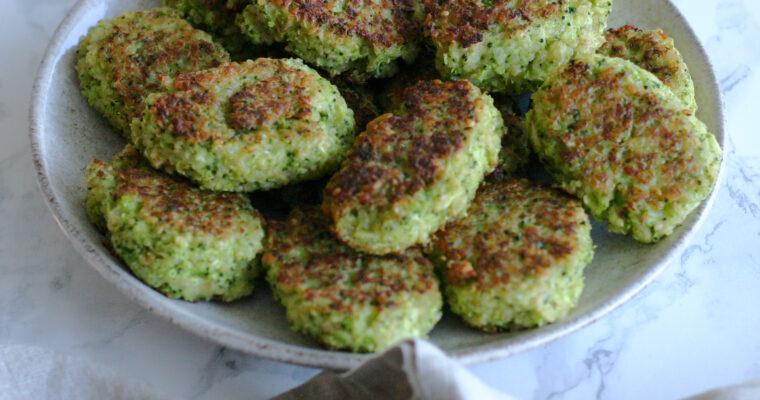 Broccolideller med quinoa